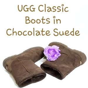 🥾 UGG Classic Boots Style #F8004 B Size 8 🥾